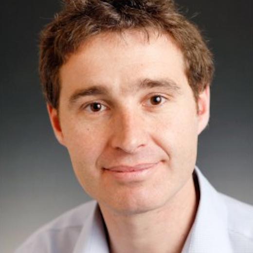 Associate Professor James Ussher