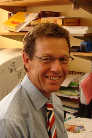 Professor Patrick Manning