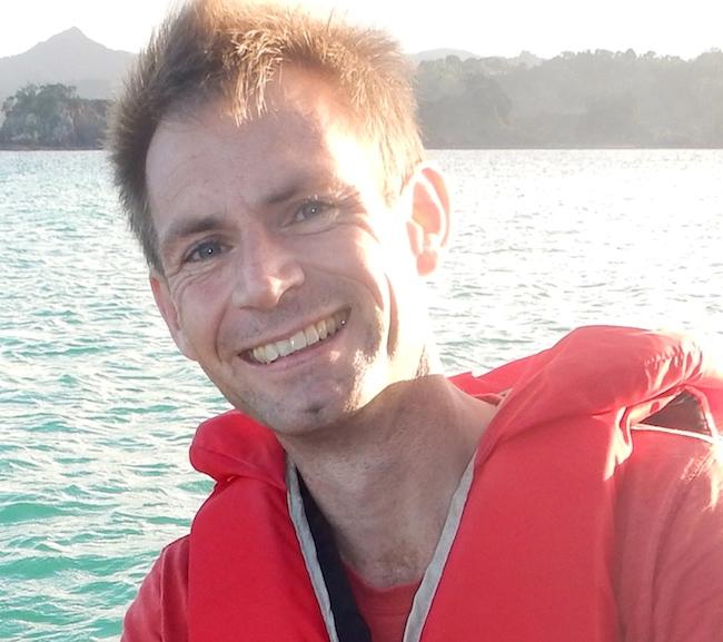 Dr Michael Maze