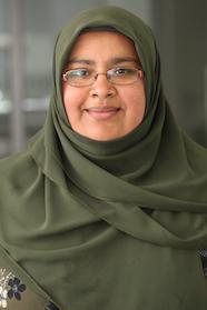 Dr Shakila Rizwan