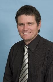 Associate Professor Mark Thompson-Fawcett