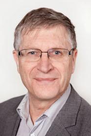 Professor Andre van Rij
