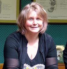 Dr Megan Wilson